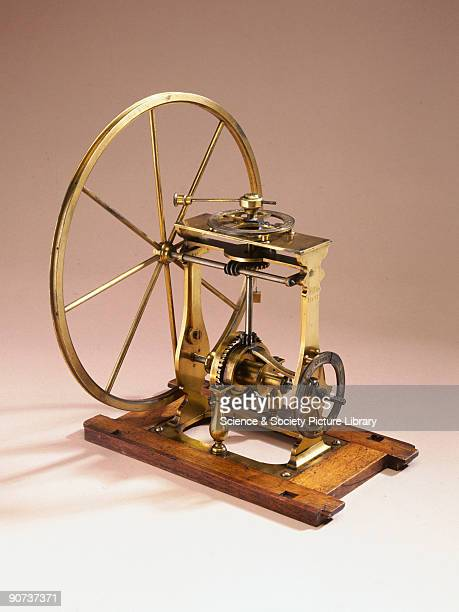 George Adams, instrument maker to the king, described this instrument as 'one of the simplest and most elegant compound engines I have ever seen'. It...