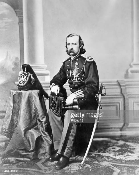 George Armstrong Custer United States Army officer and cavalry commander in American Civil War and Indian Wars Defeated and killed at Battle of...