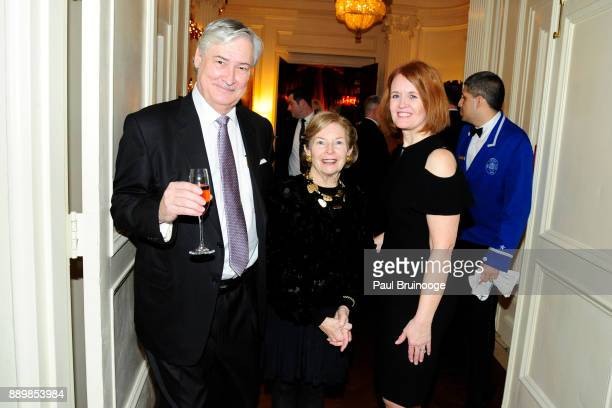 George Avery Carol Gardner and Lauren Alexis attend the Hackensack University Medical Center Foundation Holiday Party Hosted by Jon Fitzgerald Diane...