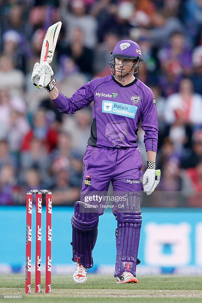 Big Bash League - Hurricanes v Stars