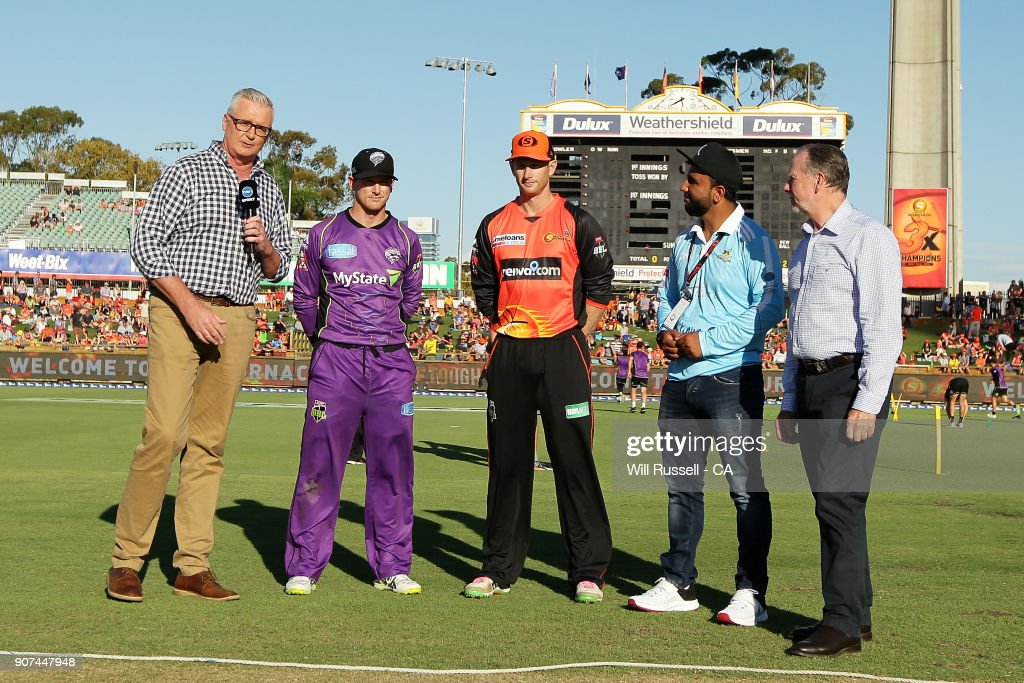 BBL - Scorchers v Hurricanes
