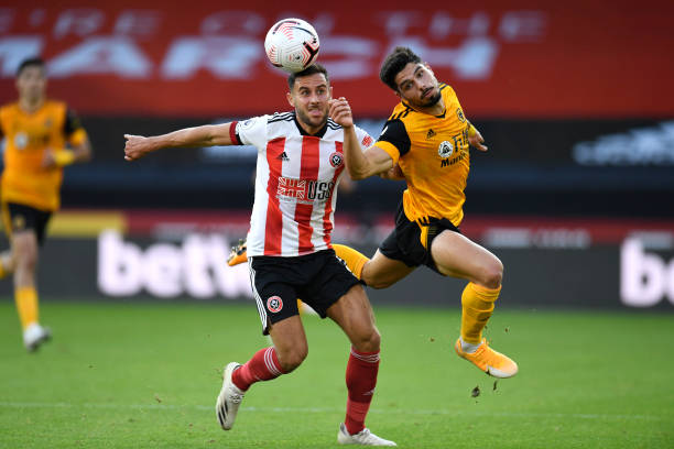 GBR: Sheffield United v Wolverhampton Wanderers - Premier League