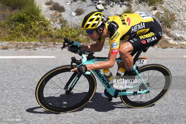 George Bennett of New Zealand and Team Jumbo - Visma / during the 107th Tour de France 2020, Stage 5 a 183km stage from Gap to Privas 277m / #TDF2020...