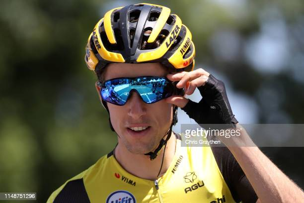 George Bennett of New Zealand and Team Jumbo - Visma / during the 14th Amgen Tour of California 2019, Stage 1 a 143km stage from Sacramento to...