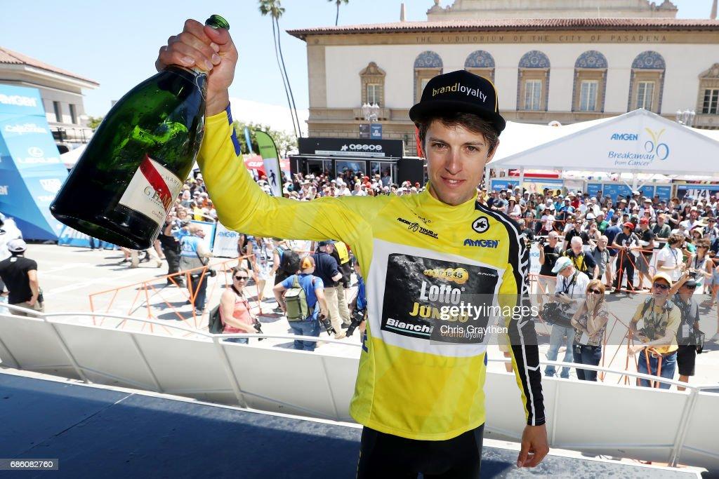 AMGEN Tour of California - Stage 7 Men's: Mountain High to Pasadena : ニュース写真