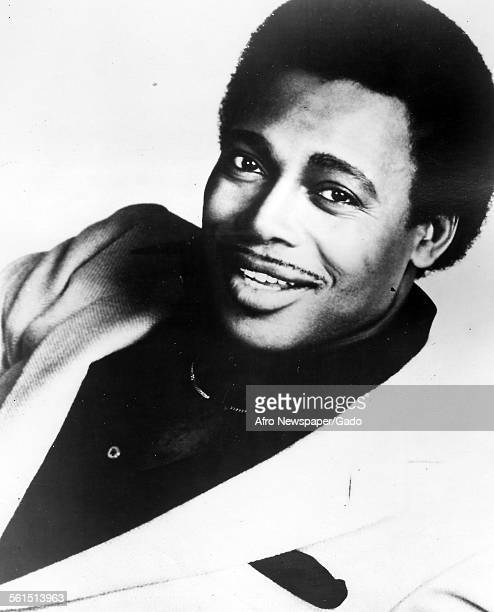 George Benson African American singer songwriter a portrait 1977