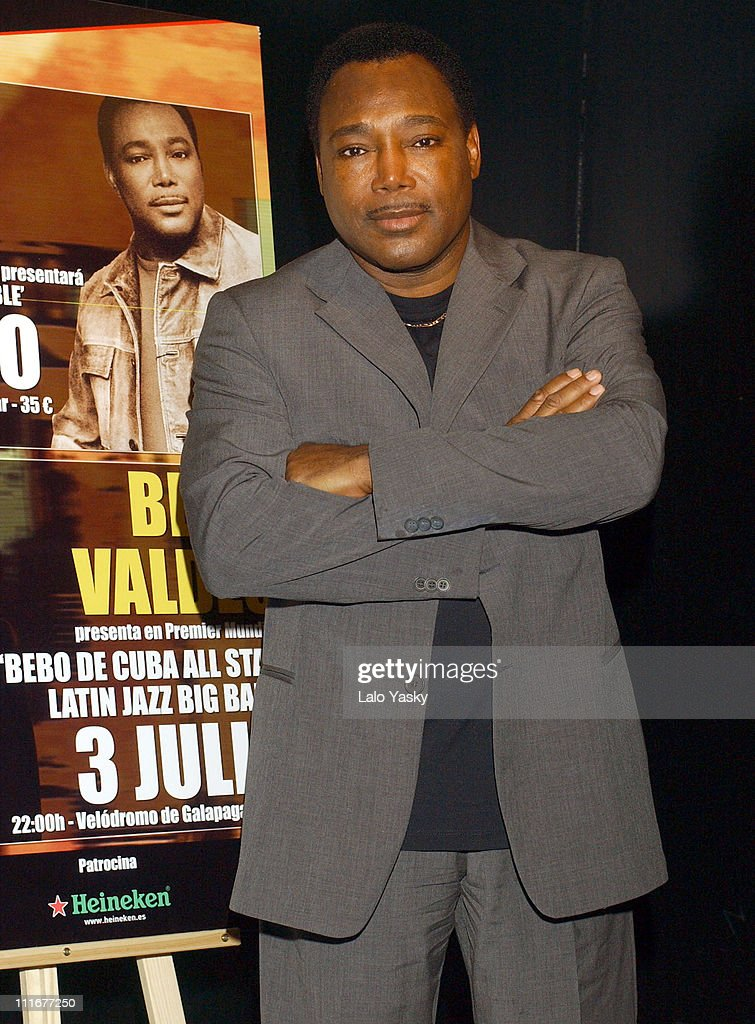 "George Benson Promotes his New CD ""Irreplacable"" - Photocall"