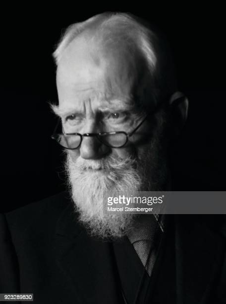 George Bernard Shaw writer and playwright London 1938