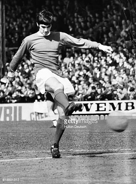 George Best Manchester Utd's Star forward