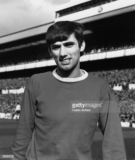George Best of Manchester United.