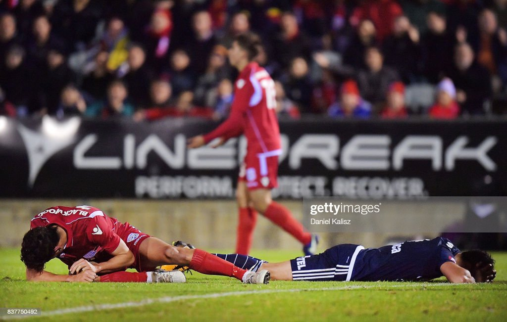 FFA Cup Round of 16 - Adelaide United v Melbourne Victory