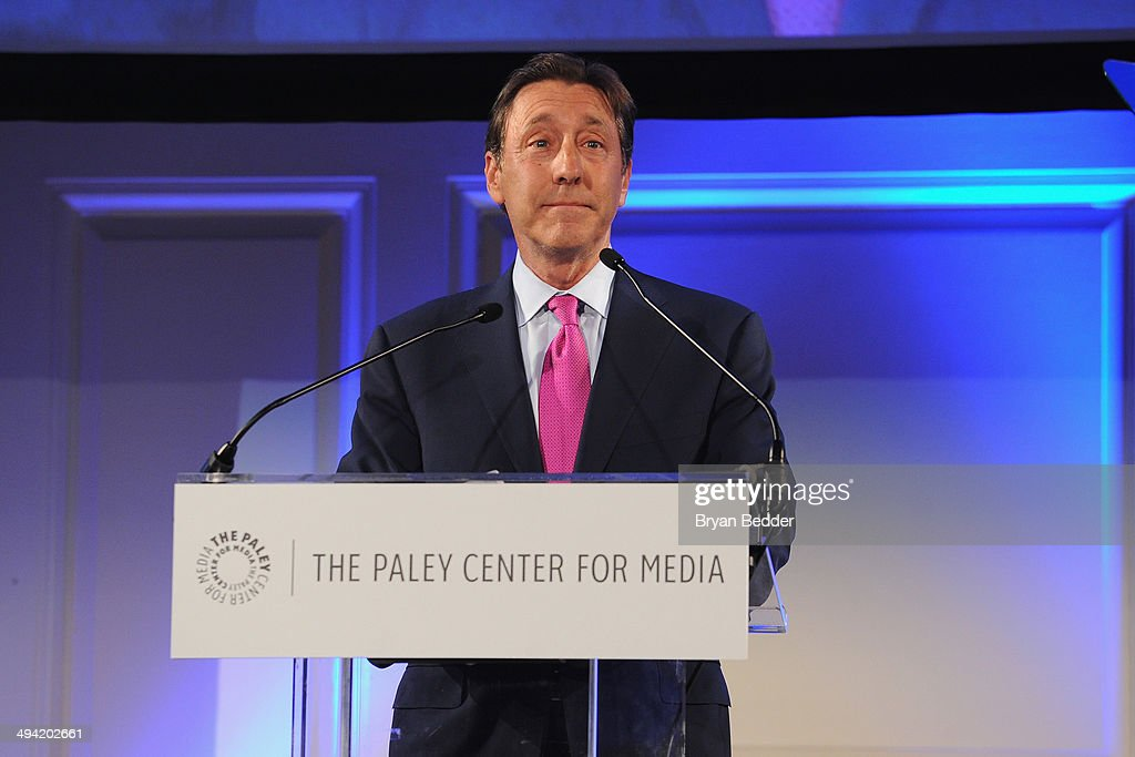 George Bodenheimer attends the Paley Prize Gala honoring ESPN's 35th anniversary presented by Roc Nation Sports on May 28, 2014 in New York City.