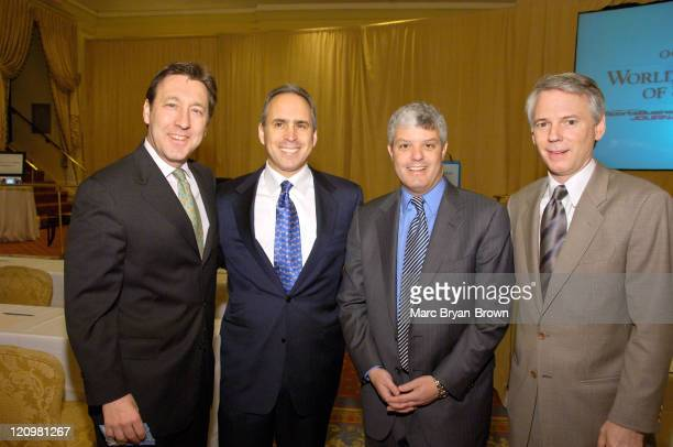 George Bodenheimer President of ESPN and ABC Sports Ross Greenburg President of HBO Sports David Levy President of Turner Sports and Sean McManus...