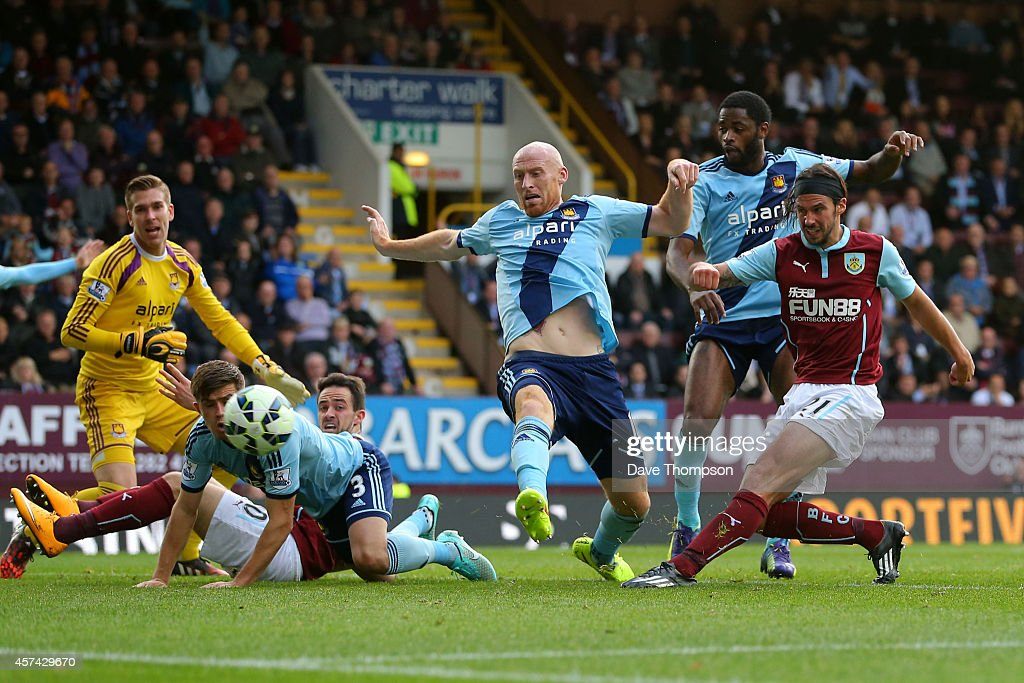 Burnley v West Ham United - Premier League