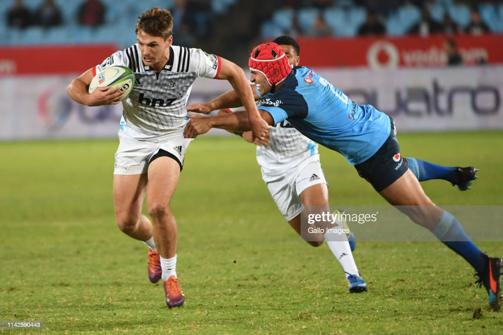 Super Rugby Rd 13 - Bulls v Crusaders : News Photo