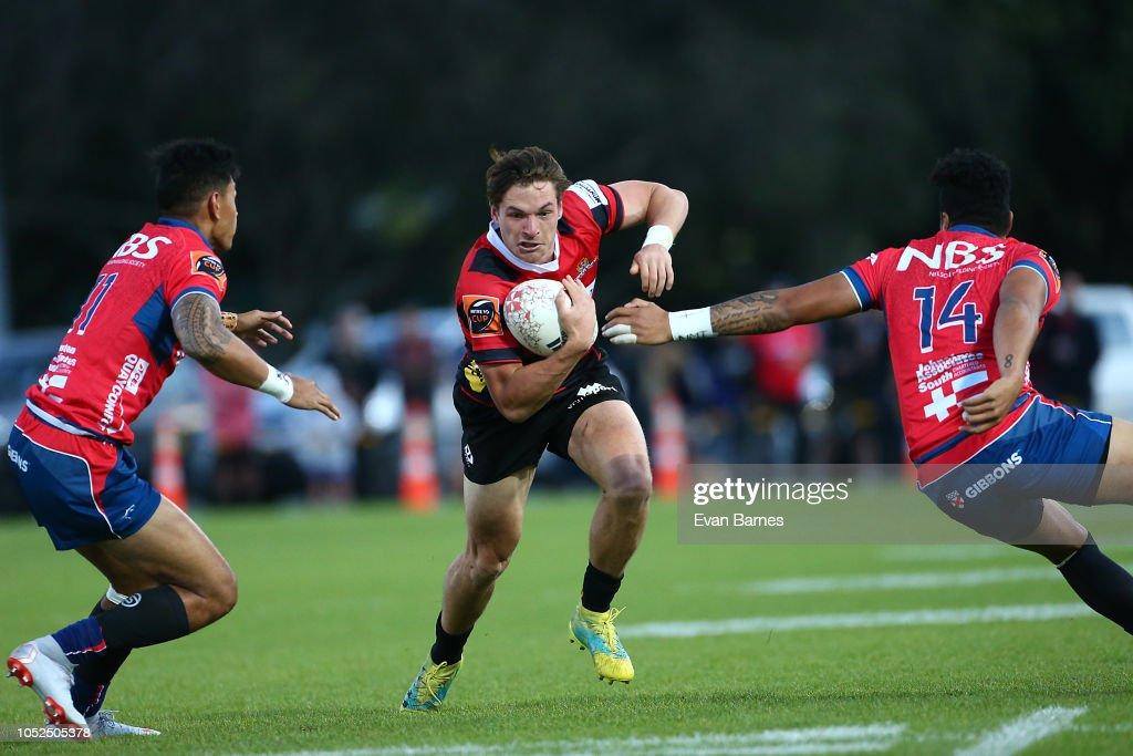 Mitre 10 Cup Semi Final - Tasman v Canterbury : News Photo