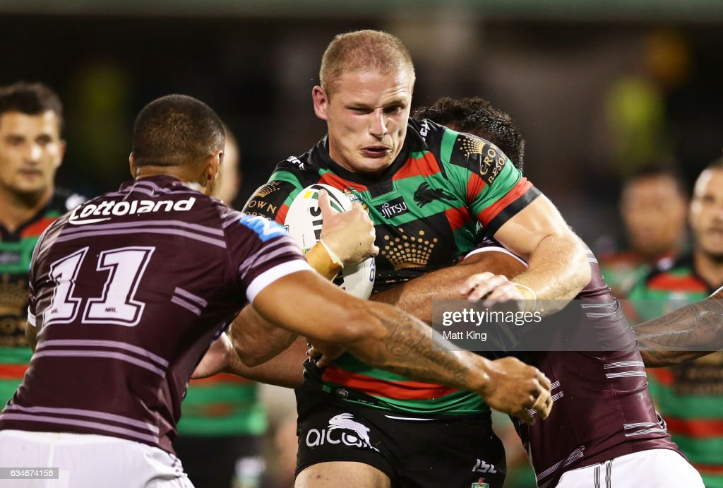 NRL Trial - Sea Eagles v Rabbitohs