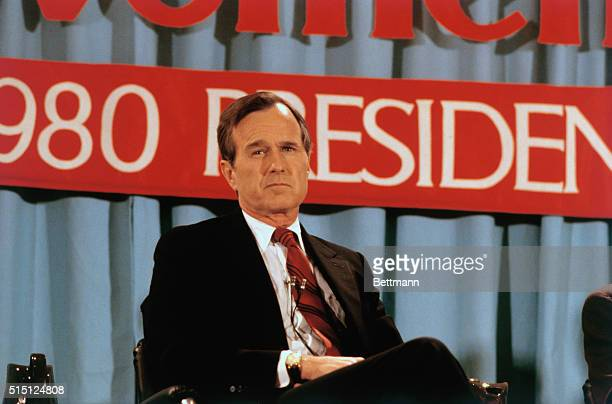 George Bush the former Director of the CIA is a politician and businessman He was the vice president of the United States from 19811989 and was the...