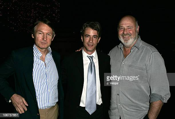 George Butler Dermot Mulroney and Rob Reiner attend the Palisades Pictures screening of Going Upriver The Long War of John Kerry to kick off its...