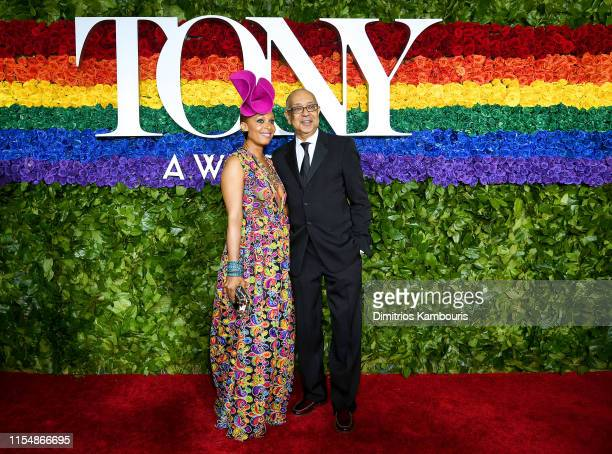 George C. Wolfe attends the 73rd Annual Tony Awards at Radio City Music Hall on June 09, 2019 in New York City.