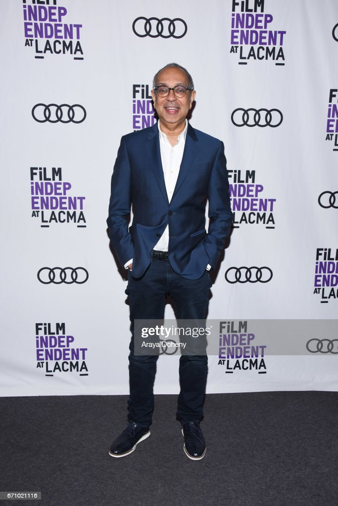 George C. Wolfe attends the Film Independent at LACMA Special Screening and Q&A of 'The Life Of Henrietta Lacks' at Bing Theatre At LACMA on April 20, 2017 in Los Angeles, California.