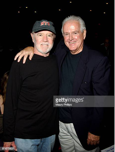 George Carlin and Jack Burns