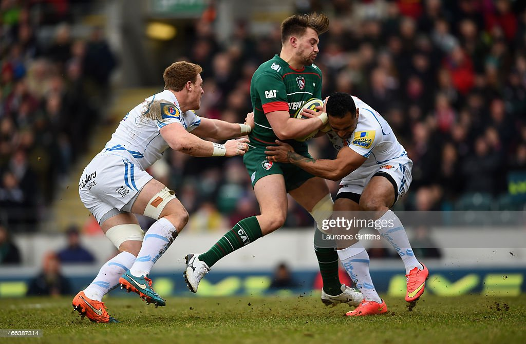 Leicester Tigers v Exeter Chiefs - LV= Cup: Semi Final