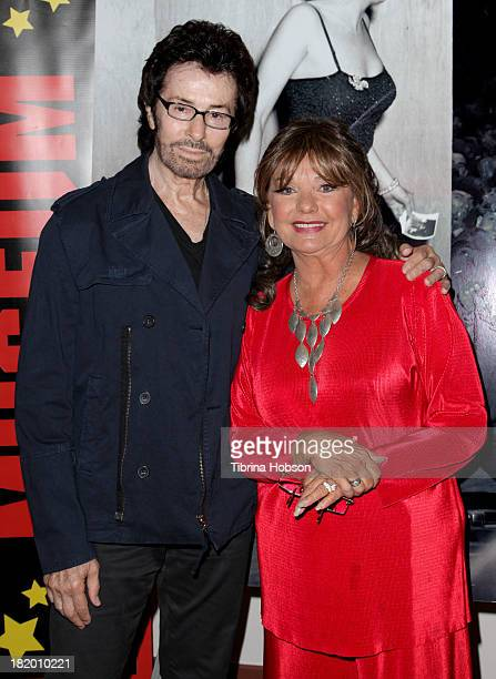 George Chakiris and Dawn Wells attend the opening Nnight of 'Marilyn MADNESS ME' at El Portal Theatre on September 26 2013 in North Hollywood...