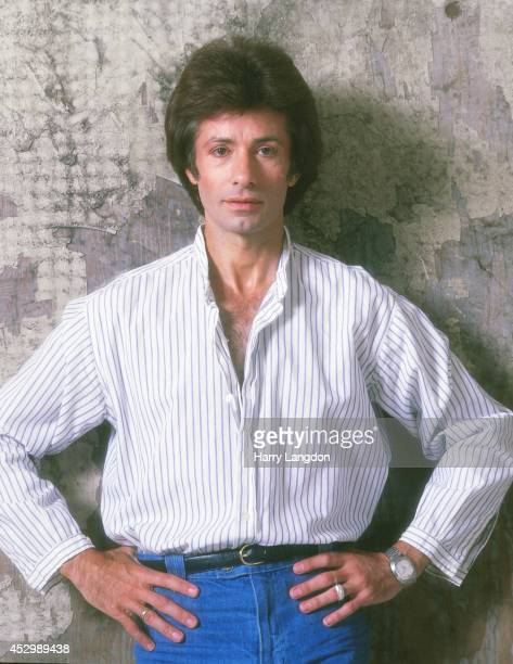 George Chakiris poses for a portrait in 1980 in Los Angeles, California.