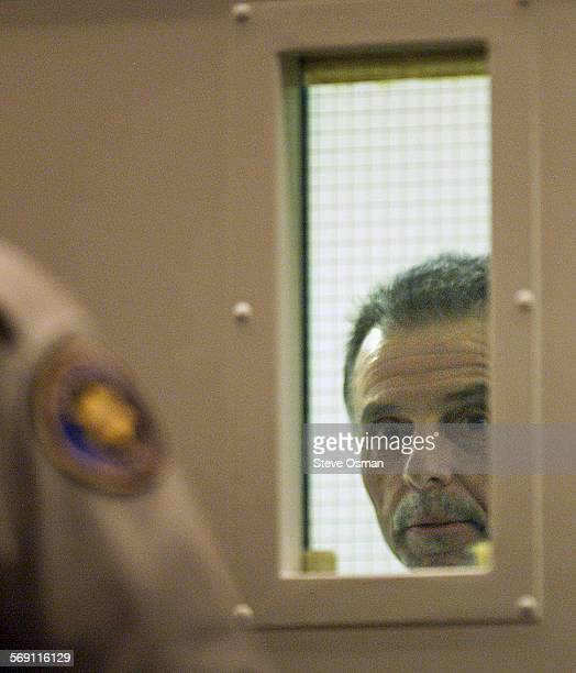 George Christie Jr a national leader of the Hells Angels who is in Ventura County jail on multiple drug charges appeared in court to request a bail...