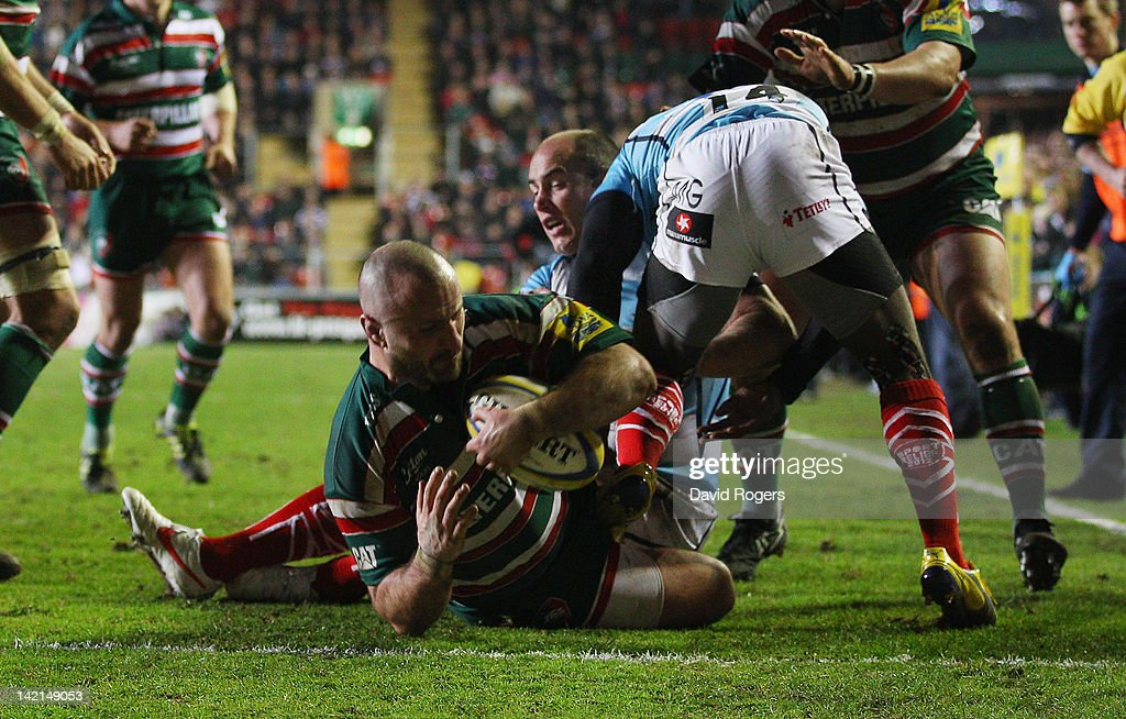 Leicester Tigers v Worcester Warriors - Aviva Premiership
