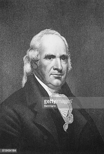 George Clinton, 1739-1812, First Governor of New York State.