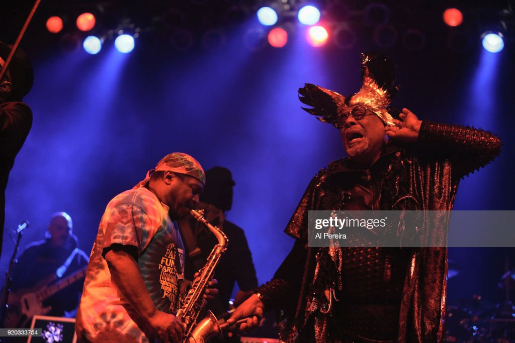 George Clinton and Parliment Funkadelic In Concert - Huntington, NY