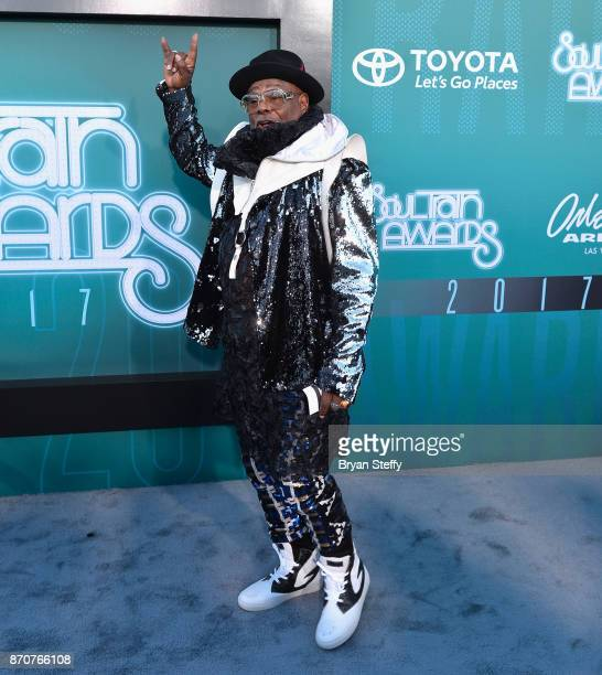George Clinton attends the 2017 Soul Train Music Awards at the Orleans Arena on November 5, 2017 in Las Vegas, Nevada.