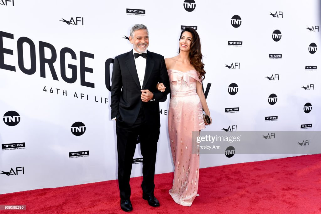 46th AFI Life Achievement Award Gala Tribute : News Photo