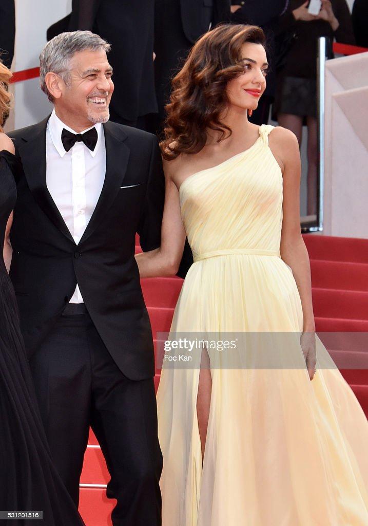 """Money Monster""  - Red Carpet Arrivals - The 69th Annual Cannes Film Festival : Fotografía de noticias"