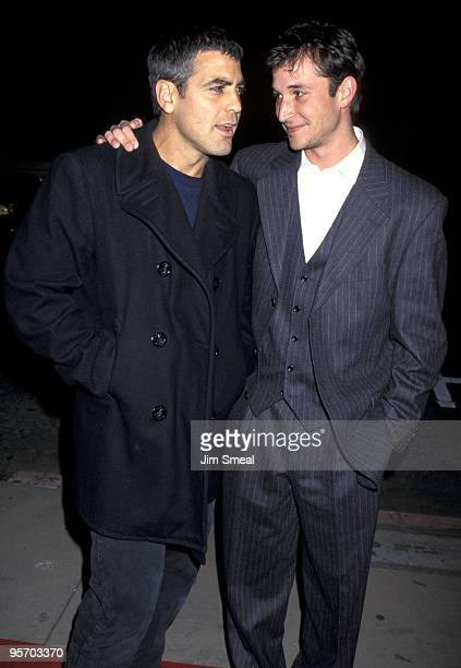 George Clooney and Noah Wyle