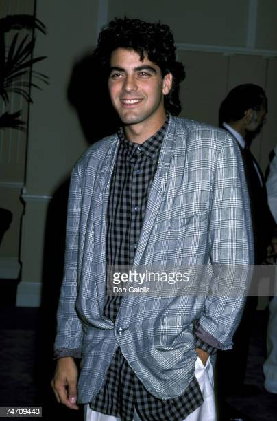George Clooney at the Beverly Hilton Hotel in Beverly Hills, California