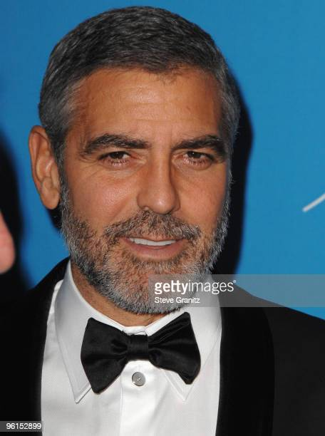 George Clooney attends the at The Beverly Wilshire Hotel on December 10 2009 in Beverly Hills California
