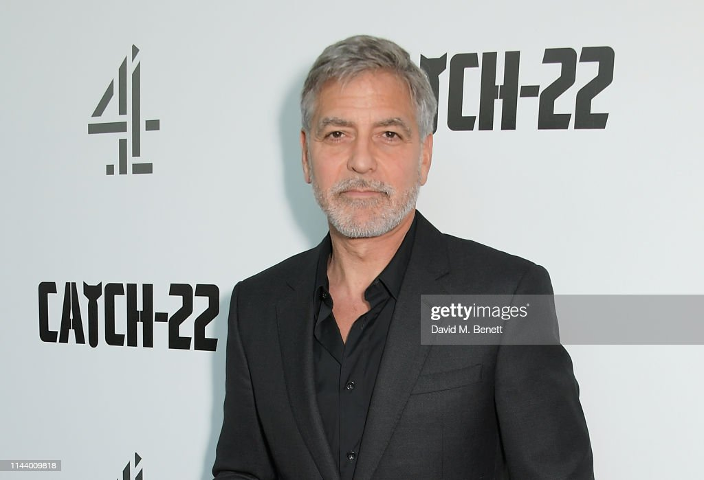 """Catch-22"" - London Premiere - VIP Arrivals : Nyhetsfoto"