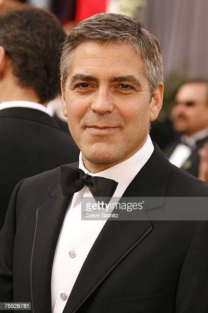 George Clooney nominee Best Director and Best Original Screenplay for Good Night and Good Luck and nominee Best Actor in a Supporting Role for...