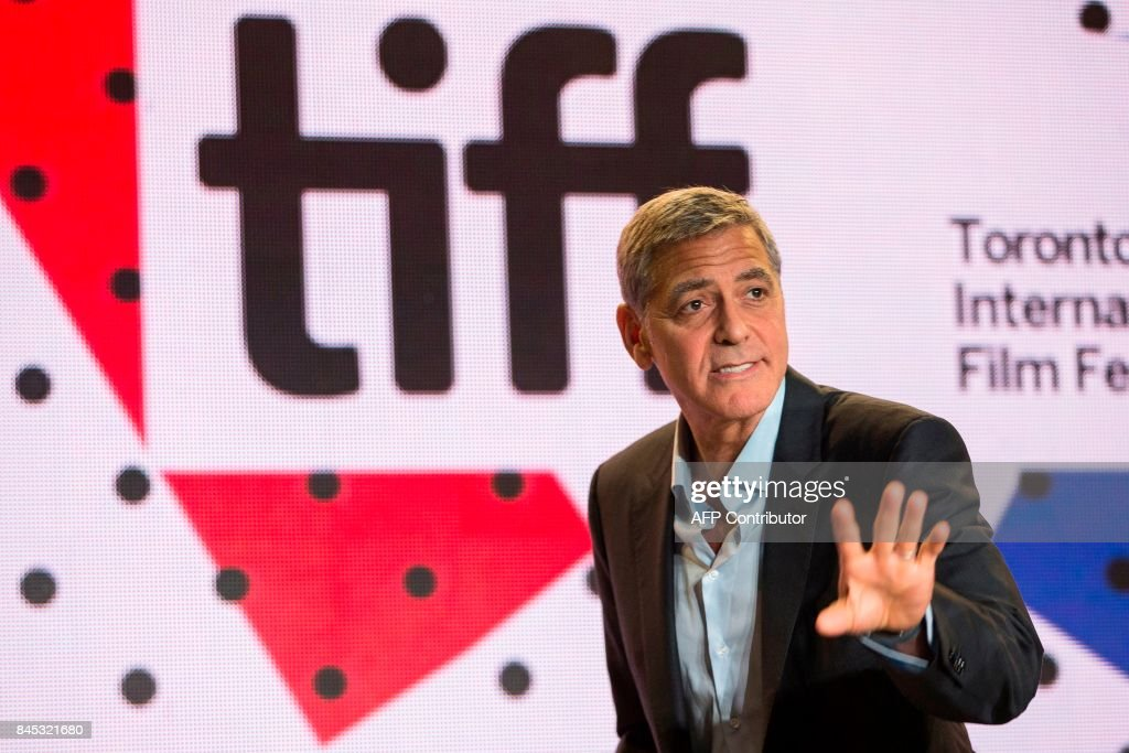 CANADA-INTERNATIONAL-FILM-FESTIVAL : News Photo