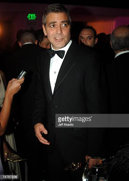 George Clooney Winner Best Actor In A Supporting Role For Syriana At The