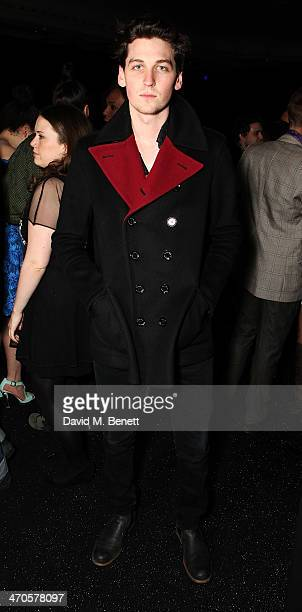 George Craig is seen at Warner Belvedere Post BRIT Awards party at The Savoy Hotel on February 19 2014 in London England