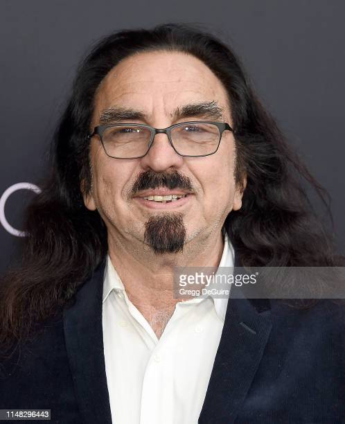George DiCaprio arrives at the LA Premiere Of HBO's Ice On Fire at LACMA on June 5 2019 in Los Angeles California