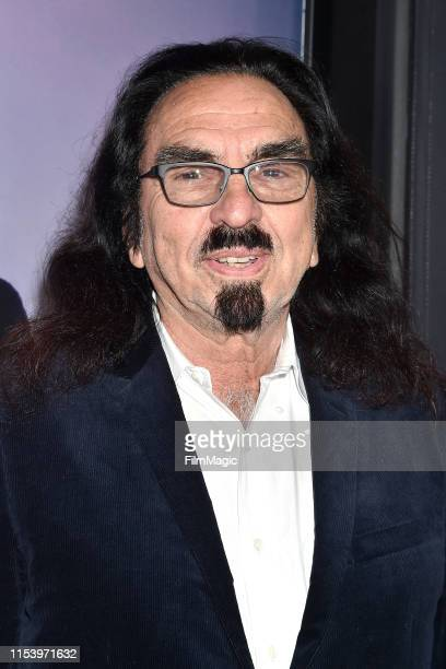 George DiCaprio attends the Los Angeles premiere of Ice on Fire from HBO on June 05 2019 in Los Angeles California