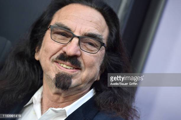 George DiCaprio attends the LA Premiere of HBO's Ice on Fire at LACMA on June 05 2019 in Los Angeles California