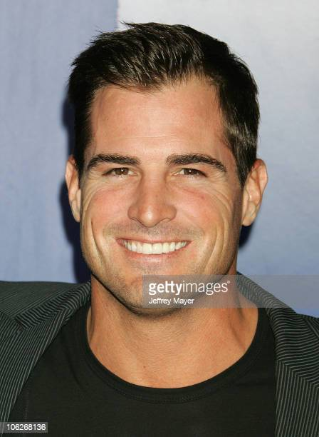 George Eads during 2005 Taurus World Stunt Awards Arrivals in Los Angeles California United States