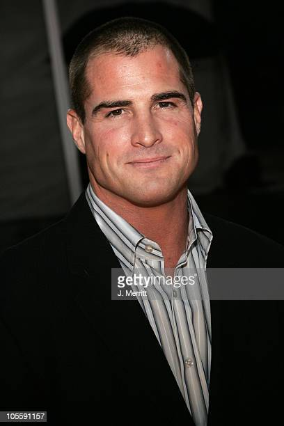 George Eads during 31st Annual People's Choice Awards Arrivals at Pasadena Civic Auditorium in Pasadena California United States