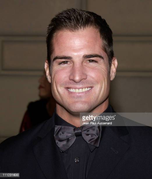 George Eads during The 29th Annual People's Choice Awards Arrivals at Pasadena Civic Auditorium in Pasadena California United States